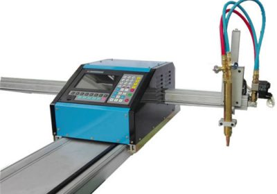 Crossbow Portable CNC Plasma Flame Gas Cutting Machine