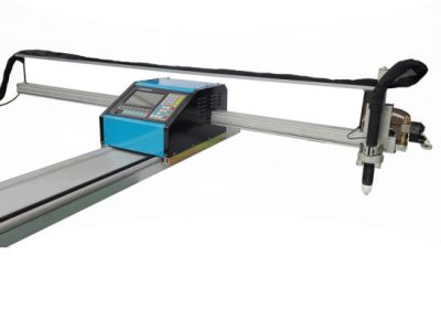 mesin pemotong cnc api / plasma portabel 8mm cnc metal cutting mesin tembaga kuningan