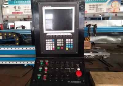 Mesin pemotong harga cnc plasma Cina