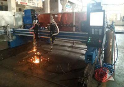 Mesin pemotong plastik cnc plasma