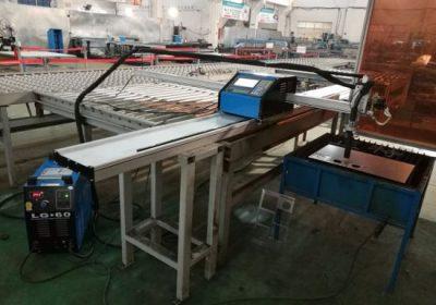 CNC plasma lan mesin pemotong mesin pemotong api untuk dijual