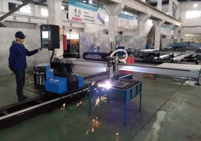 Mesin pemotong plastik cnc plasma portable