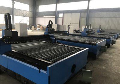 Mesin pemotong plasma pipa otomatis CNC PORTABLE