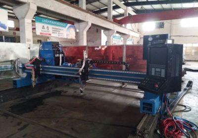 Profesional dan gampang operasi starfire 1500 * 3000mm Titanium piring cnc plasma mesin pemotong