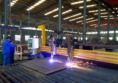 Pemotong Besi, Profesional Mesin Cnc Plasma, Cnc Plasma Bevel Cutting Machine